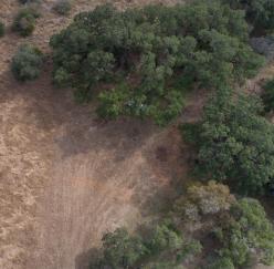 Aerial shot of Oak Haven, courtesy of Mark Langford Photography.